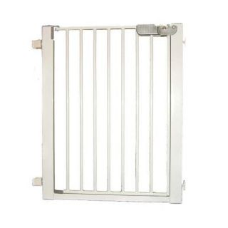 Lock n Block Sliding Door Pressure Mounted Dog Gate