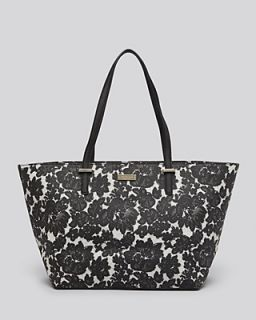 kate spade new york Tote   Cedar Street Lace Print Small Harmony