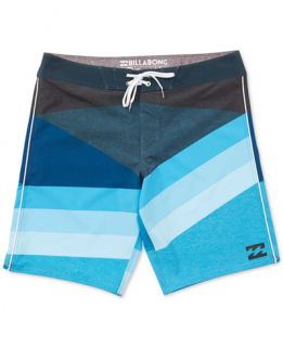 Billabong Mens Slice X Stripe Boardshorts   Swimwear   Men