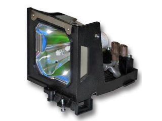 Sanyo PLC XT15KA OEM replacement Projector Lamp bulb   High Quality Original Bulb and Generic Housing