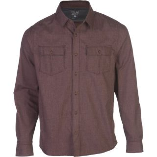 Mountain Hardwear Frequentor Flannel Shirt   Long Sleeve   Mens