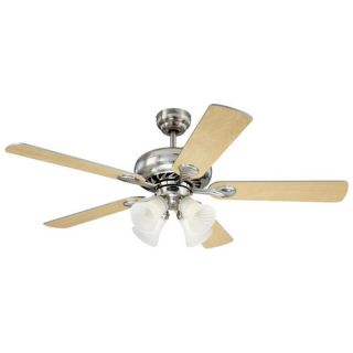 Westinghouse Lighting 52 Swirl 5 Reversible Blade Ceiling Fan
