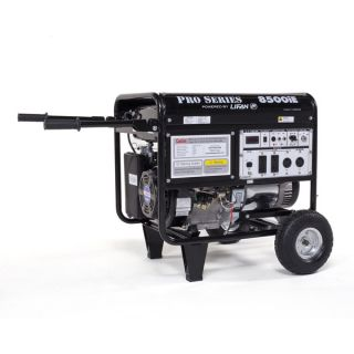 LF8500IE CA 8500 watt Pro Series OSHA Approved Electric/ Recoil Start
