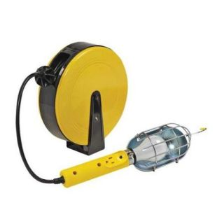 BAYCO SL 840 Cord Reel Light, Incandescent, 75w