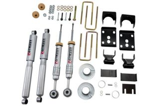 2009 2013 Ford F 150 Lowering Kits   Belltech 971SP   Belltech Lowering Kit