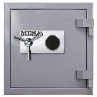 MESA 2.43 cu. ft. Fire Resistant Combination Lock High Security Burglary Fire Safe MSC2120CCSD
