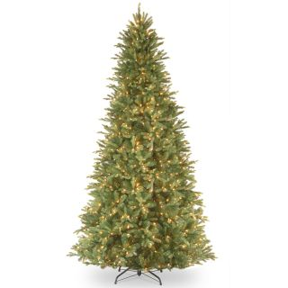 National Tree Co. Tiffany Fir 12 Green Artificial Christmas Tree with