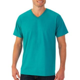 Fruit of the Loom Big Men's Short Sleeve V Neck Tee
