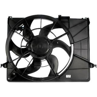 Dorman   OE Solutions Radiator Fan Assembly Without Controller 620 494