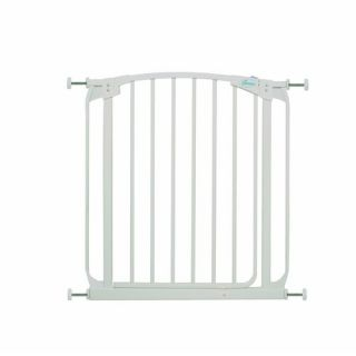 DreamBaby F160W Swing Close Security Gate White