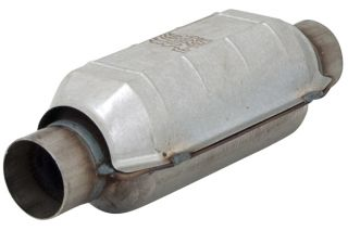 1980 1995 Ford F 150 Catalytic Converters   Flowmaster 3998024   Flowmaster Universal Catalytic Converters   50 State Legal
