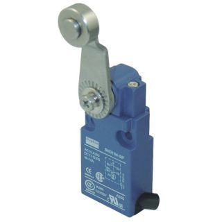 DAYTON Miniature Limit Switch, 300VAC/DC Voltage Rating, 10 Amps, Side Actuator Location   Limit / Interlock Switches   12T945|12T945
