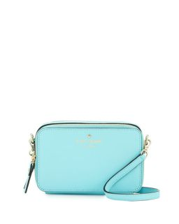 kate spade new york cedar street carine crossbody bag, atoll blue