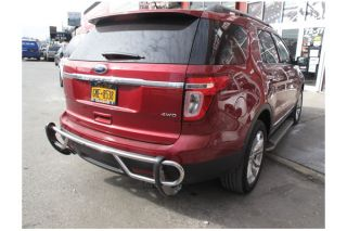 2011 2016 Ford Explorer Rear Bumper Guards   Broadfeet RDFO 240 51   Broadfeet Rear Bumper Guard