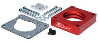 1994, 1995 Ford Mustang Throttle Body Spacers   Airaid 400 529   Airaid PowerAid Throttle Body Spacer