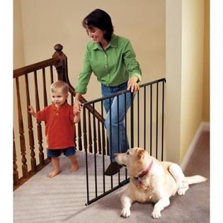 KidCo Safeway Gate   Black   Baby   Baby Health & Safety   Baby Gates