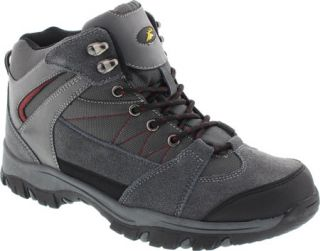 Mens Deer Stags Anchor Hiking Boot   Grey