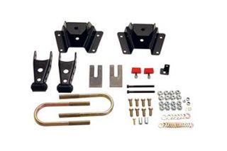 1997 2003 Ford F 150 Lowering Kits   Belltech 6419   Belltech Shackles and Hangers