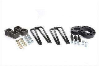 Daystar   Daystar 2 Inch Suspension System Lift Kit KG09118BK   Fits 2007 to 2013 GM 1500