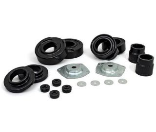 Daystar   Daystar 2 Inch Suspension System Lift Kit KJ09132BK   Fits 2005 to 2010 Jeep WK Grand Cherokee