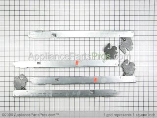 Whirlpool 12002112 Door Hinge Kit
