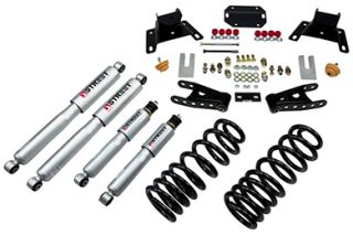 1987 1996 Ford F 150 Lowering Kits   Belltech 926SP   Belltech Lowering Kit