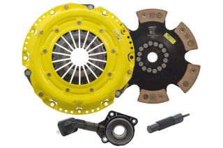 2013, 2014, 2015 Ford Focus Clutch Kits   ACT FF2 HDR6   ACT Heavy Duty Race Clutch Kits