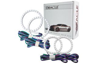 2001 2010 Lamborghini Murcielago Accessory Lights   ORACLE 2695 333   Oracle Headlight Halo Kits