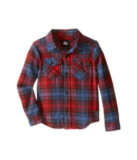 Quiksilver Kids Everyday Flannel Shirt (Toddler/Little Kids)