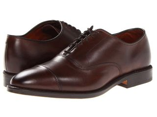 Allen Edmonds Park Avenue Dark Brown Burnished Calf
