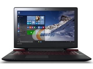 "Lenovo Ideapad Y700 17 Laptop   80Q00010U Laptop Computer/ i7 6700HQ Processor/1TB 5400 RPM+128GB SSD/NVIDIA GeForce GTX 960M 4GB/17.3"" FHD IPS Display (1920x1080)/ 16GB Memory/Windows 10"