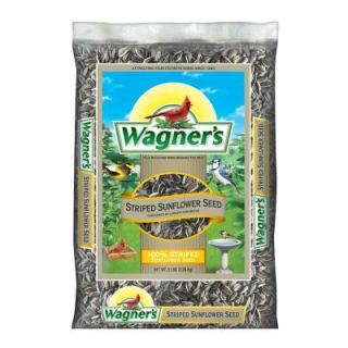 Wagner's 5 lb. 100% Striped Sunflower Seed Wild Bird Food 62028