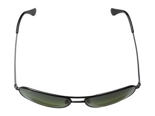 Maui Jim Cliff House Gloss Black/Maui HT Lens