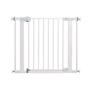 Safety 1st Easy Install Auto Close Gate   White    Safety 1st