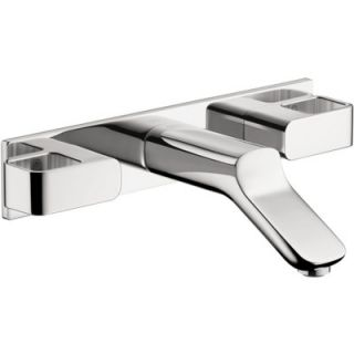 Hansgrohe Axor Urquiola Single Handle Wall Mounted Bathroom Faucet