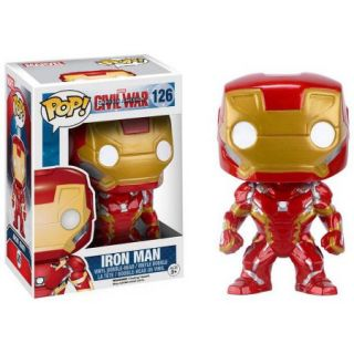 Funko Pop Marvel Captain America Civil War, Iron Man