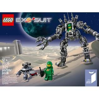 LEGO Ideas Exo Suit   Toys & Games   Blocks & Building Sets   Building