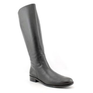 Elites by Walking Cradles Mate Women US 9 WW Black Knee High Boot