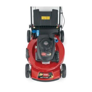 Toro Personal Pace Recycler 22 in. Honda GCV160 Variable Speed Self Propelled Gas Lawn Mower 20337