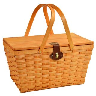 Diamond Settler Picnic Basket by Picnic At Ascot