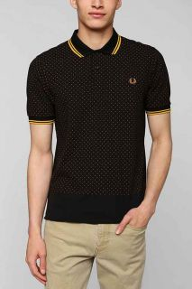 Fred Perry Mini Dot Polo Shirt