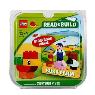LEGO DUPLO® Busy Farm   Toys & Games   Blocks & Building Sets
