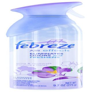 Febreze Air Effects Spring & Renewal Air Freshener, 9.7 oz