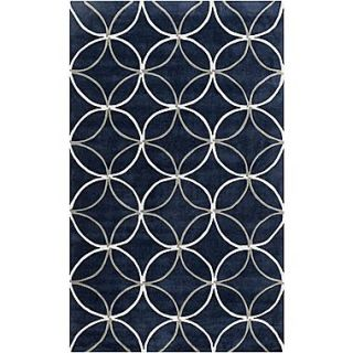Surya Cosmopolitan COS9190 811 Hand Tufted Rug, 8 x 11 Rectangle