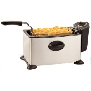 Bella 3.5L Deep Fryer, Stainless Steel