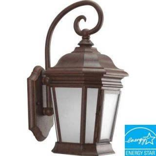 Progress Lighting Crawford Collection Cobblestone 1 light Wall Lantern DISCONTINUED P5686 33STR