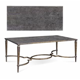 A.R.T. Furniture 803300 1227 Marni Metal Cocktail Table