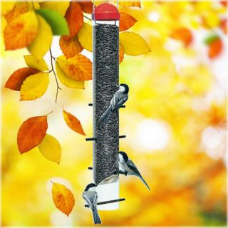 Sunflower Wild Tube Bird Feeder