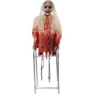 Limbless Libby Animated Halloween Prop