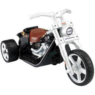 Fisher Price Power Wheels Harley Davidson Rocker 6 Volt Battery Powered Ride On